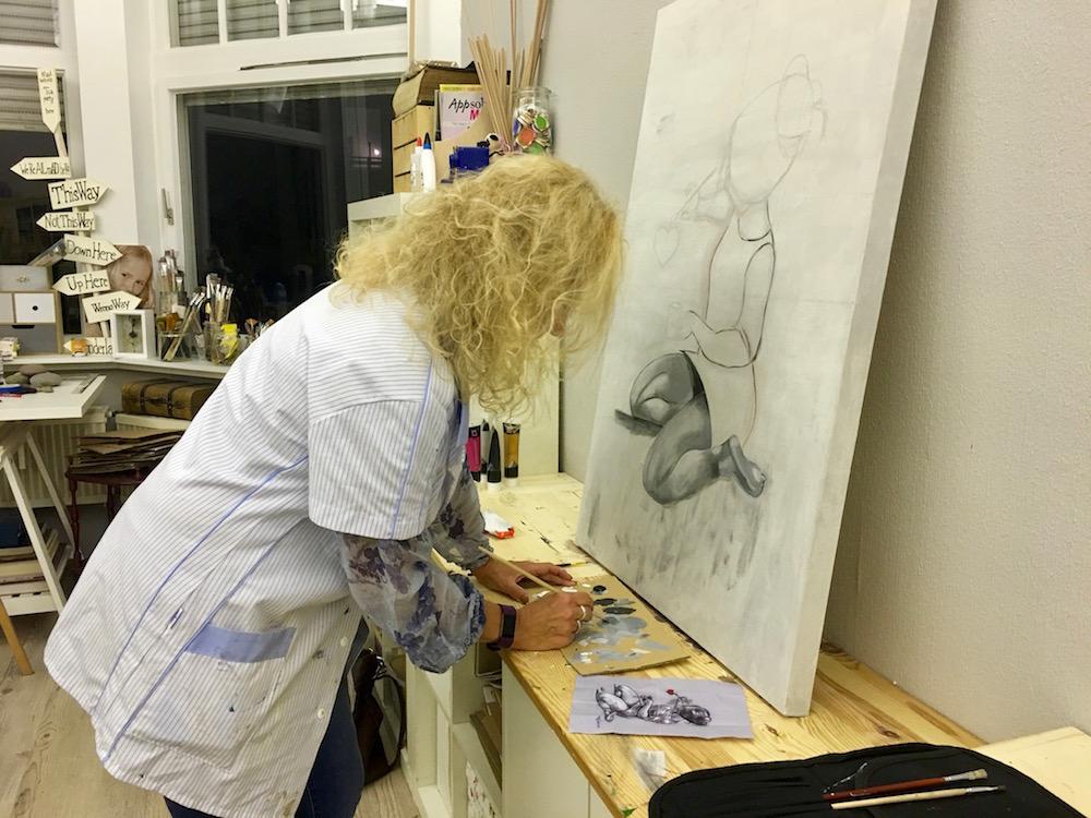 Malschule Schwelm, Claudia Militz, Anleitung Malen, Mal Kurse, Kinder Malkurs, Malen lernen, Bilder malen lernen, Malerei lernen, IMG_6306